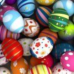 Şekilli Yumurta Kabuğu Süsleme