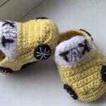 Arabalı Bebek Patiği