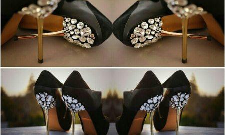 Ayakkabı Topuğu Süslemesi