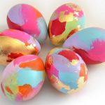 Dekoratif Yumurta Süslemesi