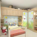 Farklı Çocuk Odası Dekorasyonu