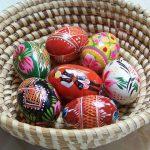 Farklı Yumurta Kabuğu Boyaması
