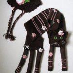 Kedili Atkı Bere Modeli