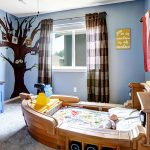 Mavi Çocuk Odası