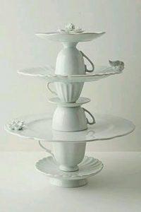 Porselen Fincandan Kurabiyelik Yapımı