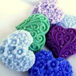Renkli Kokulu Sabunları