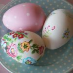 Yumurta Boyama Yapımı