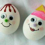 Yumurta Kabuğu ile Yüz