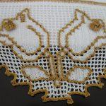 Laleli Havlu Kenarı Modeli