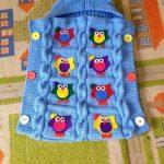 Bebek Battaniyesi Modelleri-22