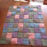 Kolay Bebek Battaniyesi Yapımı