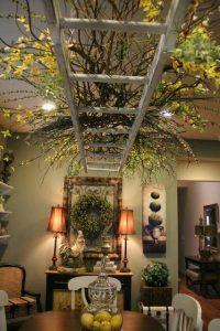 Merdivenden Çiçek Askılığı Yapımı