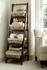 Merdivenden Havlu Standı Yapımı