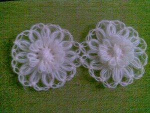 motif-makinesi-ile-beyaz-çiçek-yapımı
