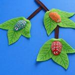 Plastik Kaşıktan Bitki Yapımı