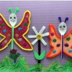 Plastik Kelebek Yapımı