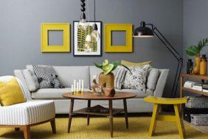 salon-dekorasyonunda-sarı-kullanımı