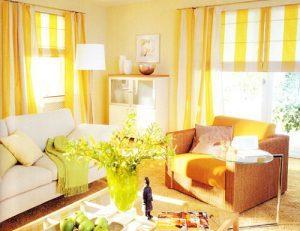 sarı-dekor