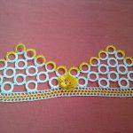 Sarı Halkalı Havlu Kenarı