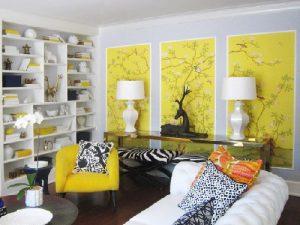 sarı-modern-dekorasyon-1