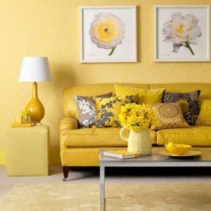 sarı-renk-dekorasyon