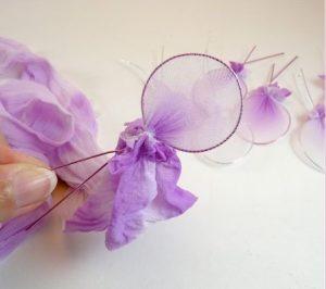 Tülden Çiçek Yapımı-2