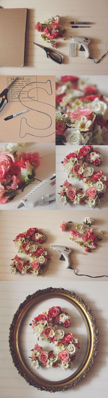 yapma-çiçekler-ile-duvar-süsü