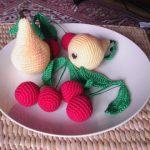 Örgü Meyve Motifleri
