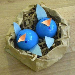Sürpriz Yumurtadan Kuş
