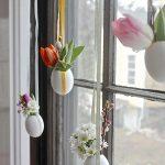 Yumurta Kabuğundan Dekoratif Süs