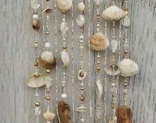 Deniz Kabuklarından Duvar Süsü Yapımı
