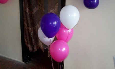 Evde Uçan Balon Yapımı