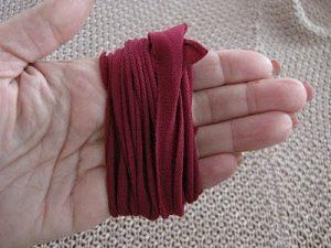 Kumaştan Ponpon Yapımı Resimli Anlatım-2