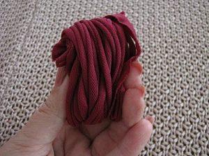 Kumaştan Ponpon Yapımı Resimli Anlatım-3
