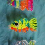 Pet Şişeden Balık Yapımı