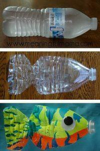 Pet Şişeden Nasıl Balık Yapılır