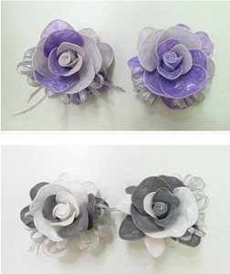 Poşetten Çiçek Yapımı-2