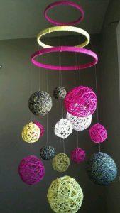 Balondan Dekoratif Süs Yapımı-1