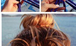 Penyeden Saç Bandı Yapımı