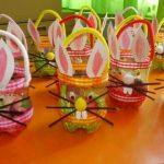 Pet Şişeden Tavşanlı Sepet Yapımı
