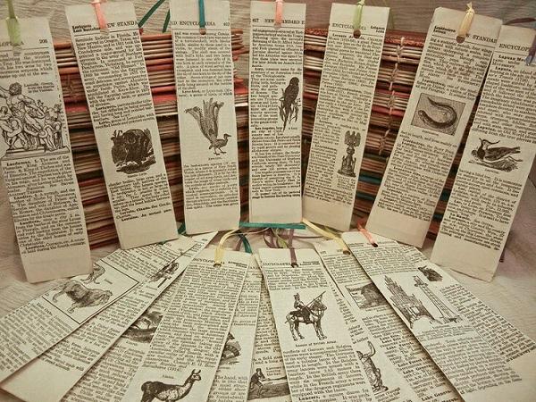 Gazete Kağıdından Nasıl Kitap Ayracı Yapılır