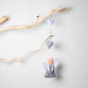 Bebek Odası için Keçe Süs Modelleri-7