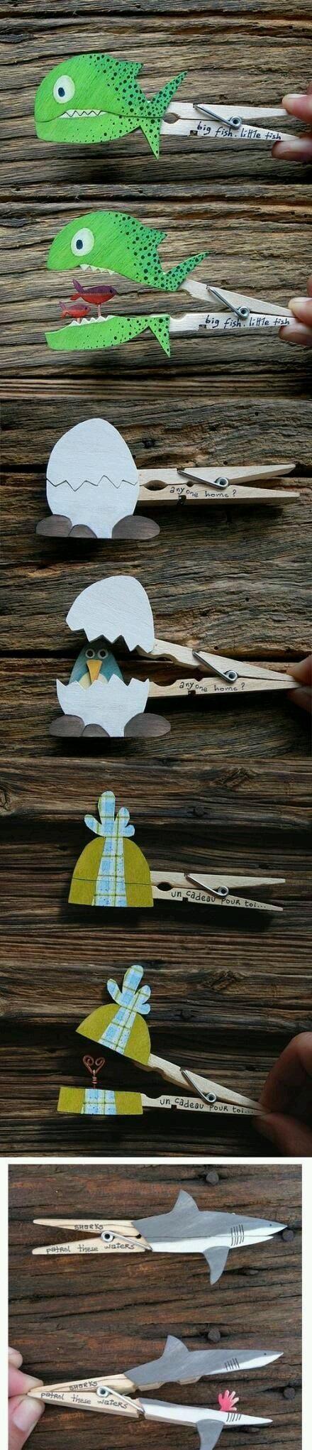 Mandaldan Çocuklar için Oyuncak Yapımı