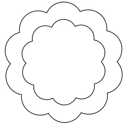 Çiçek Şablonu-17
