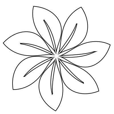 Çiçek Şablonu-20