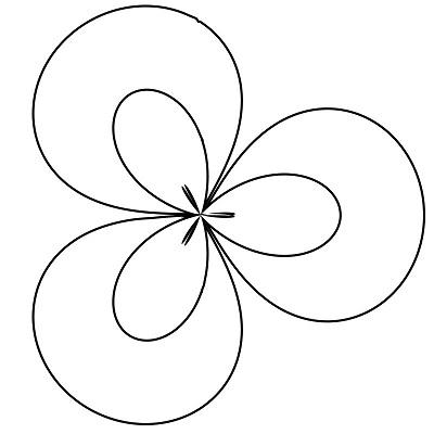 Çiçek Şablonu-23