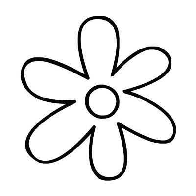 Çiçek Şablonu-3