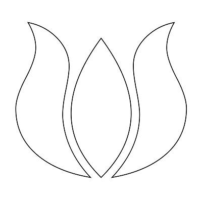 Çiçek Şablonu-4