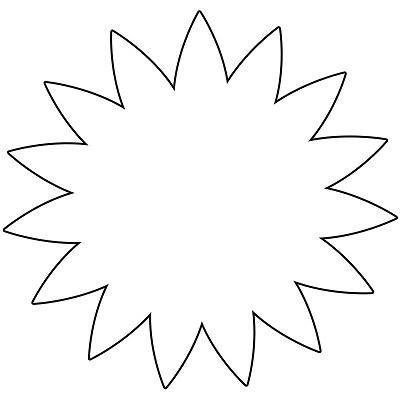 Çiçek Şablonu-5