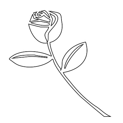 Çiçek Şablonu-6
